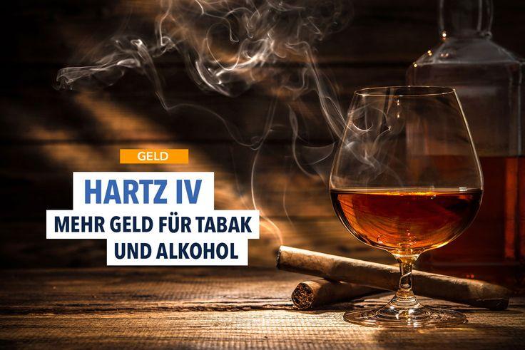 Jüngst sind die neuen Regelsätze für Hartz-IV-Empfänger bekanntgegeben worden. Demnach stehen ihnen geringfügig mehr Sozialleistung zu, als im laufenden Jahr. Nach Bekanntgabe der Höhe des Regelsatzes werden Stimmen laut, die eine Erhöhung fordern, in der angemessenes Geld für Tabak und Alkohol mit einbezogen sind. Was es damit auf sich hat? Lesen Sie selbst!