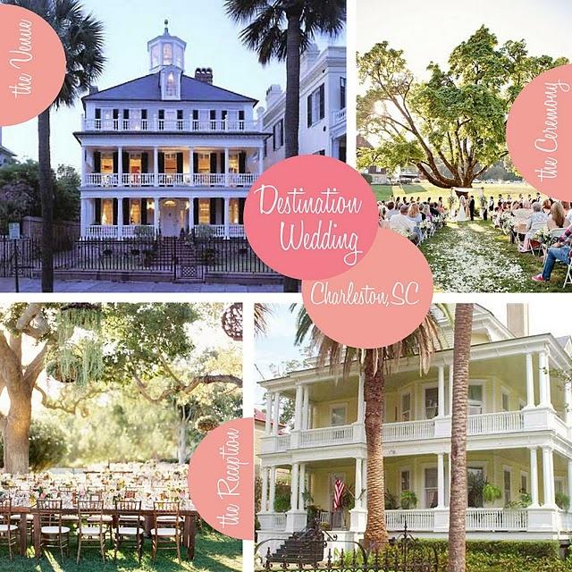Destination Wedding Charleston Sc