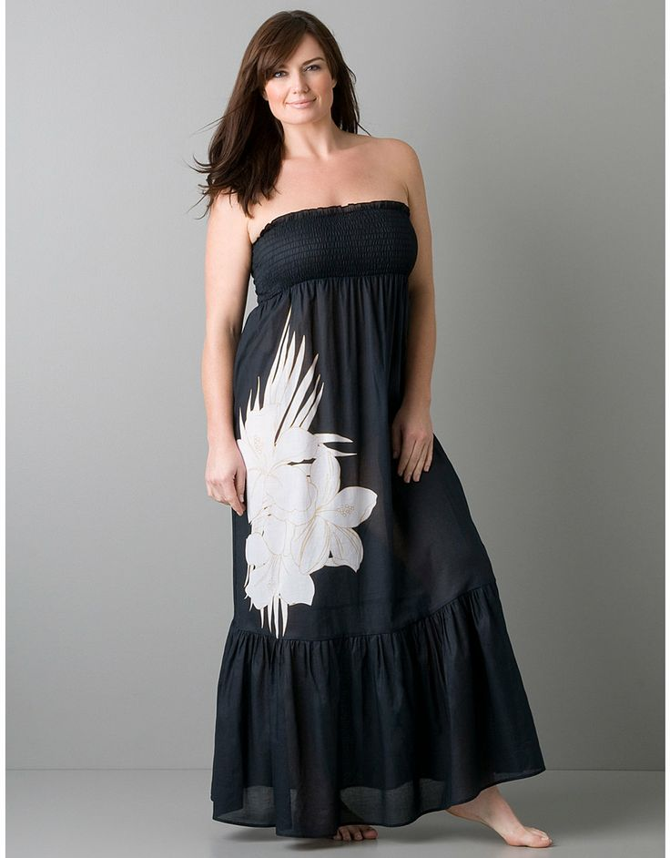 Maxi dress cover arms