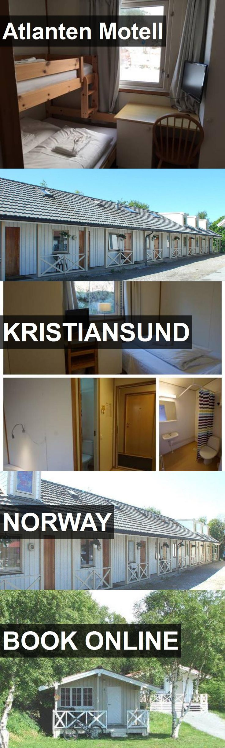 Hotel Atlanten Motell in Kristiansund, Norway. For more information, photos, reviews and best prices please follow the link. #Norway #Kristiansund #travel #vacation #hotel