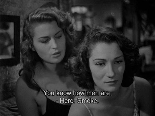 Giuseppe De Santis, Bitter Rice (1949), Silvana Mangano & Doris Dowling