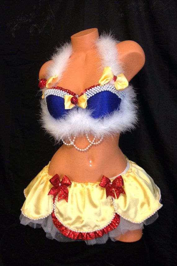 Sweet sexy Snow white costume by Plurdolls on Etsy, $100.00.. For the adult only parties :)
