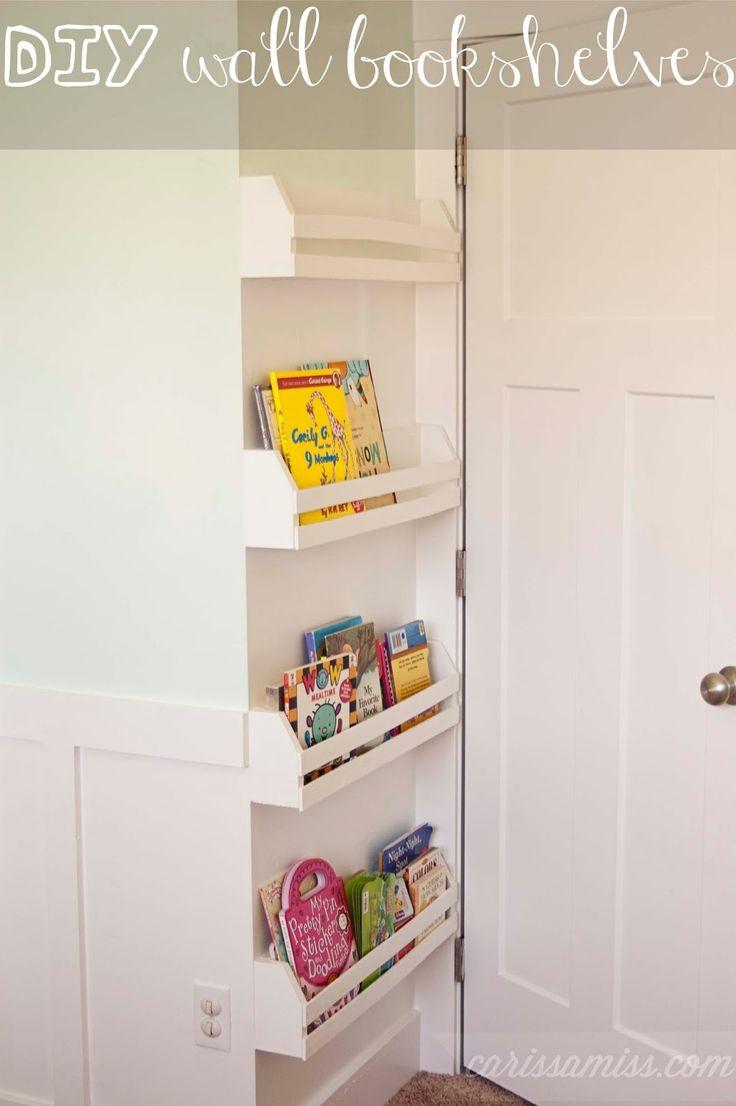 best 25 kid bookshelves ideas on pinterest. Black Bedroom Furniture Sets. Home Design Ideas