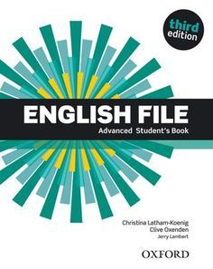 English file advanced student's book