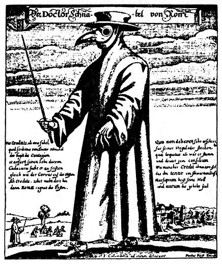 "'According to scholars at the University of Paris, the Black Death is created...from what they call ""a triple conjunction of Saturn, Jupiter and Mars in the 40th degree of Aquarius, occurring on the 20th of March 1345."" The Black Death, also known as the Plague, swept across Europe, the Middle East and Asia during the 14th century, leaving an estimated 25 million dead in its wake.'"