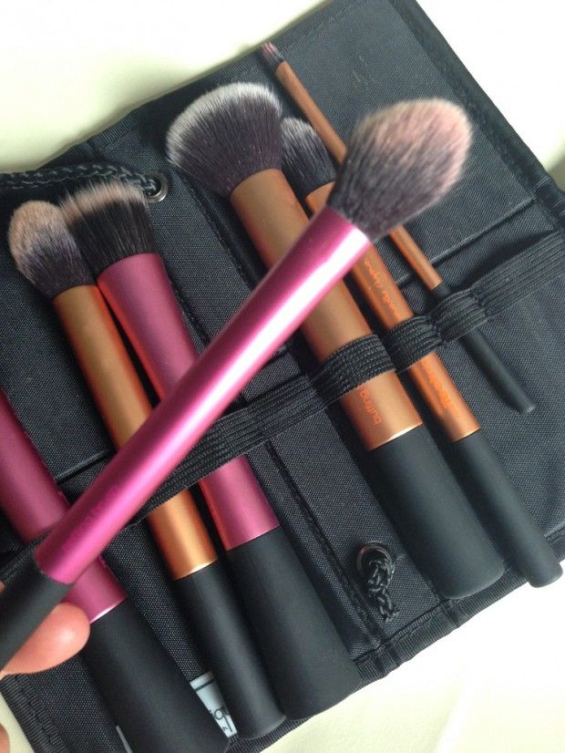 How to use your Make Up Brushes