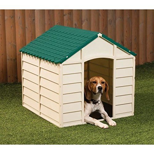 Petmate Plastic Dog House