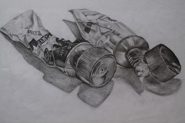 Logan Moffat, 15.  Materials- pencil