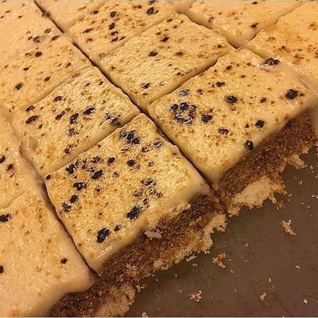 حلى السميد البارد Sweet Cold Semolina Food Arabic Sweets Desserts