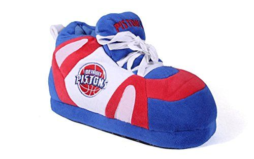Phoenix Suns Nba Boot Slipper - 1. SM - W T12.5-5, M T12.5-4, Detroit Pistons  http://allstarsportsfan.com/product/phoenix-suns-nba-boot-slipper/?attribute_pa_size=1-sm-w-t12-5-5-m-t12-5-4&attribute_pa_color=detroit-pistons  ROBERT HERJAVEC SHARK TANK PRODUCT! FREE RETURNS & EXCHANGES, CLICK HERE ON MOBILE FOR SIZES AND INFO Indoor Slippers, OFFICIALLY LICENSED
