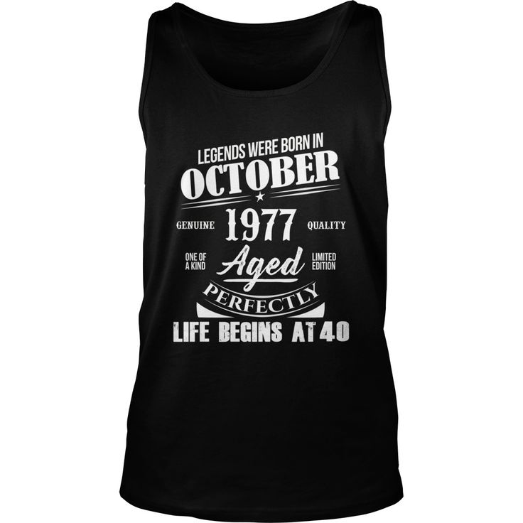 October 1977 40th Birthday Gifts 40 years old Bday Tee (2) #gift #ideas #Popular #Everything #Videos #Shop #Animals #pets #Architecture #Art #Cars #motorcycles #Celebrities #DIY #crafts #Design #Education #Entertainment #Food #drink #Gardening #Geek #Hair #beauty #Health #fitness #History #Holidays #events #Home decor #Humor #Illustrations #posters #Kids #parenting #Men #Outdoors #Photography #Products #Quotes #Science #nature #Sports #Tattoos #Technology #Travel #Weddings #Women