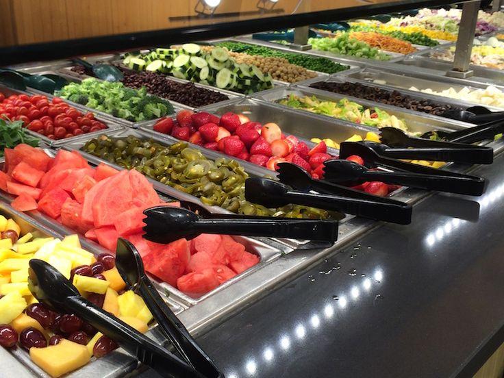 Free Salad Bar Items
