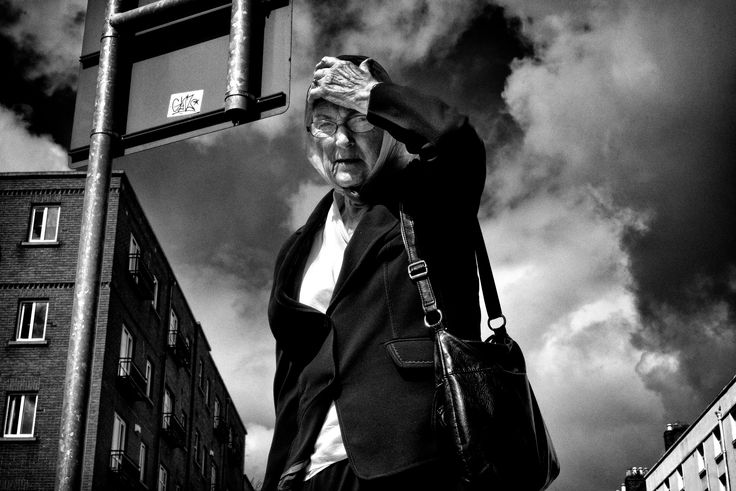 Around Dublin with street photographer Eamonn Doyle – in pictures