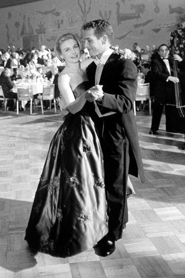 1958 год, Джоан Вудворд