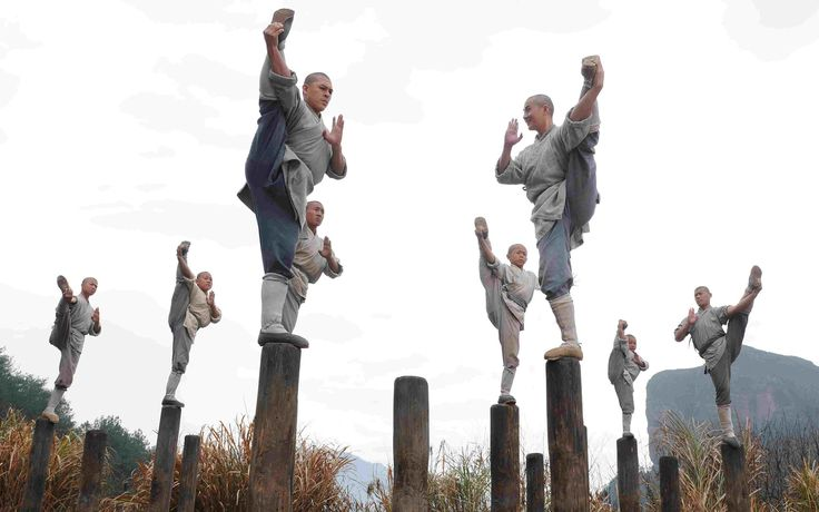 """Die alte Kampfkunst des Shaolin-Kungfus wird im Film """"Shaolin"""" gezeigt   © Aus dem Film: """"Shaolin"""" / Emperor Motion Pictures"""