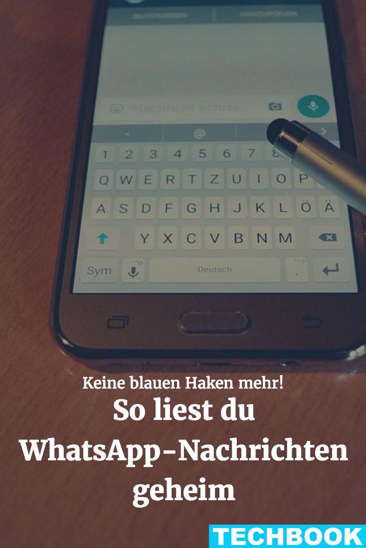 Die blauen WhatsApp-Haken zeigen an, ob der Empfänger die Nachricht auch gelesen hat – und machen jede Ausrede auf unbeantwortete Anfragen zunichte. Wir erklären, wie du die blauen Quälgeister loswirst.