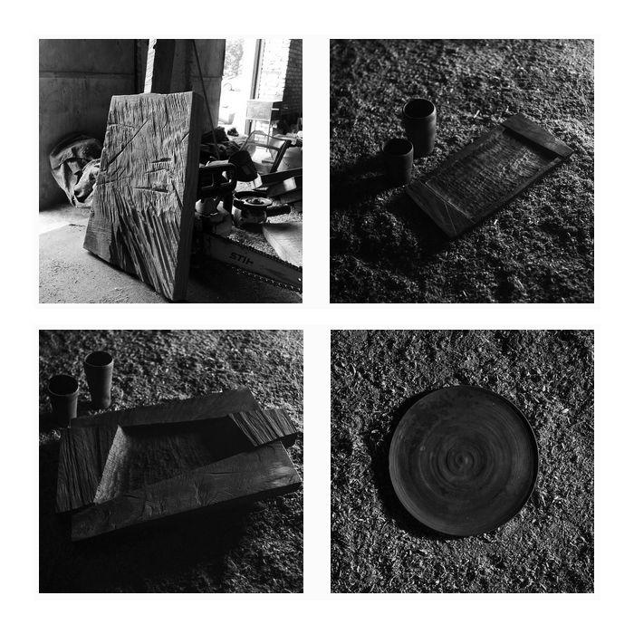 Stunning objects by artist, sculptor and former Remeslo 937 art director Denis Milovanov: SOHA.