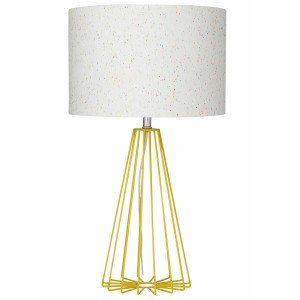 Yellow Marnie Table Lamp