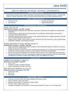 how to write a modern resume