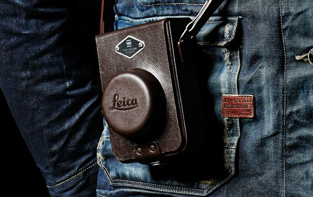Leica and Dutch Label G-Star Collaborate on Special Edition Camera for the Style Set  l JustLuxe