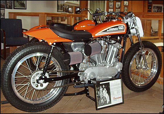 Harley Davidson: 1972 Harley-Davidson XR750 – Alloy XR