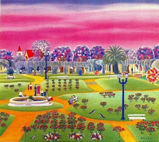 Buenos Aires en los 80