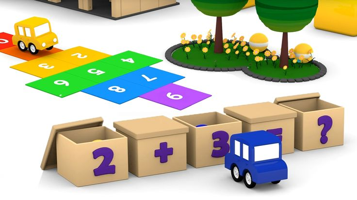 Cartoni animati per bambini - le macchinine colorate e i compiti di matematica Per voi è difficile fare i compiti di matematica? avete provato a prendere gli oggetti per toccare con mano cosa succede mentre svogliamo un'operazione? Da oggi la matematica è come un gioco! Nella n #cartonianimati #bambini #matematica