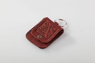040-07-05-13 Брелок для ключей (натуральная кожа) - Брелоки для ключей <- Галантерея - Каталог | Универсальный интернет-магазин подарков и сувениров