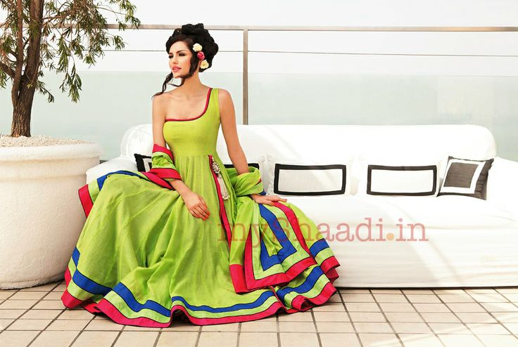 Maheka Mirpuri - Indian Bridal Wear Beautiful <3