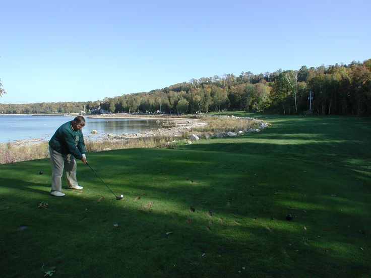 Elegant Alpine Golf Course  Egg Harbor, Door County #eggharbor #doorcounty  #eggharbordoorcounty #