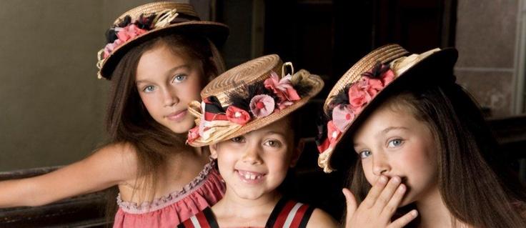 Rubio kids by Hortensia Maeso