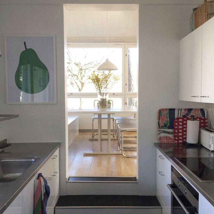 Kitchen, decoration Anna-Kaisa Melvas