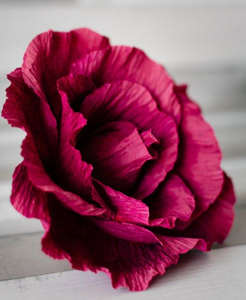Product ID: M0027  We custom make handmade wedding favors. Paper flowers can be a very original wedding or baptism favor. Your guests will be mesmerized with it's beauty.  Impress! Be unique! Be creative!  We believe we can help you have the most amazing wedding! Call us!  See more at >> www.thediywedding.com