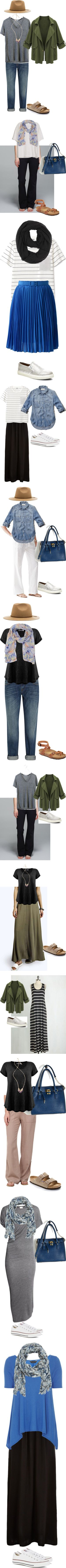 gap year travel outfits by kellybaker61 on Polyvore featuring dVb Victoria Beckham, T By Alexander Wang, Birkenstock, Brixton, lululemon, Fine Collection, Melie Bianco, Pieces, Chicwish and Paula Bianco