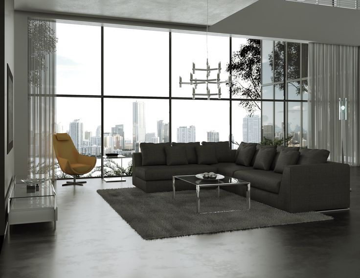 Sleek Shiny And Elegant This Glass Chrome Colored Coffee Table Brings An Contemporary CarpetUrban Living