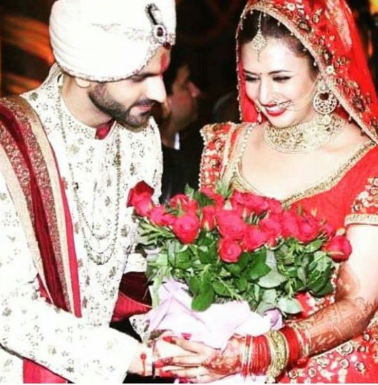 videos,Divyanka Tripathi,Vivek Dahiya,Divek,The Divyanka Vivek wedding