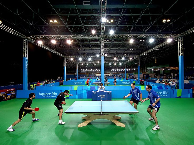 Rio Olympics Table Tennis - Google 搜尋