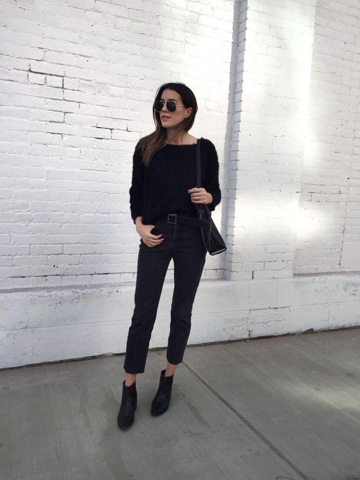 Black Girlfriend Jeans