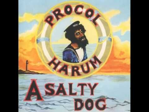 "Beautiful and melancholic song ""Too Much Between Us"" on Procol Harum's 1969 album ""A Salty Dog"""