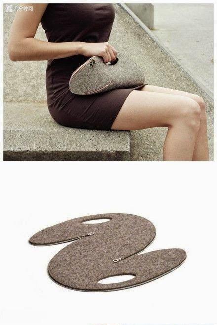 Cara Membuat Kerajinan Tangan Dari Kain Flanel  | Tas Flanel. Berikut ini cara membuat salah satu kreasi kain flanel  unik yaitu tas flanel....