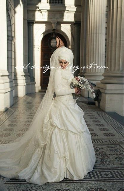Muslim Bride #PerfectMuslimWedding.com