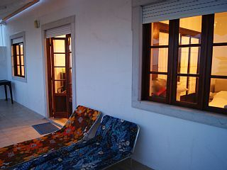 Penthouse. Large terrace with privacy. Perfect location to live Tavira