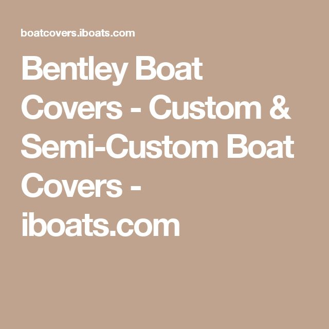 Best 25+ Pontoon Boat Covers Ideas On Pinterest