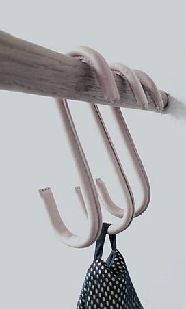 Danish design company Nordic Function works primarily with wood and leather.