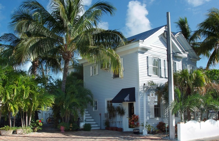 The Duval Inn. Key West, Florida. Great place to stay.Complimentary happy hour…