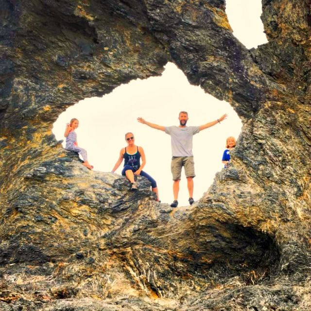 The Family Gap Year share their story of their travels around Australia.  http://www.travellingaustraliawithkids.com/family-gap-year-tawk-featured-family.html