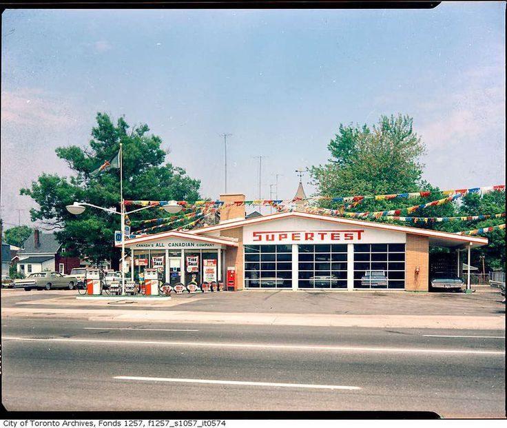 17 Best Images About Supertest All Canadian Gas Station On