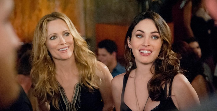 This is 40 - Leslie Mann and Megan Fox