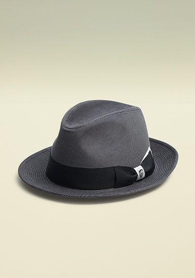【DAKS MENS HAT】 D3601 ¥12,000+税(中央帽子株式会社 06-6972-8881 http://www.chuogroup.com/)