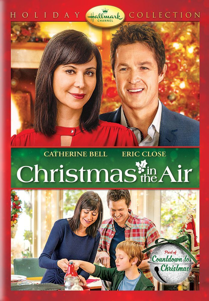 Christmas in the Air [DVD] [2017] Hallmark channel